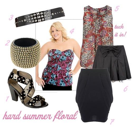 hard summer floral