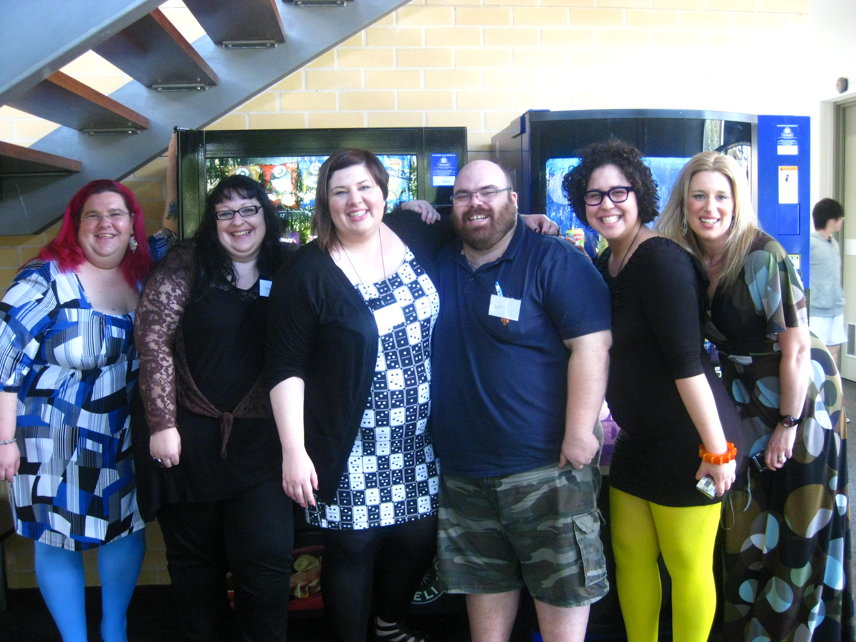 Reflections on and photos from the Fat Studies conference